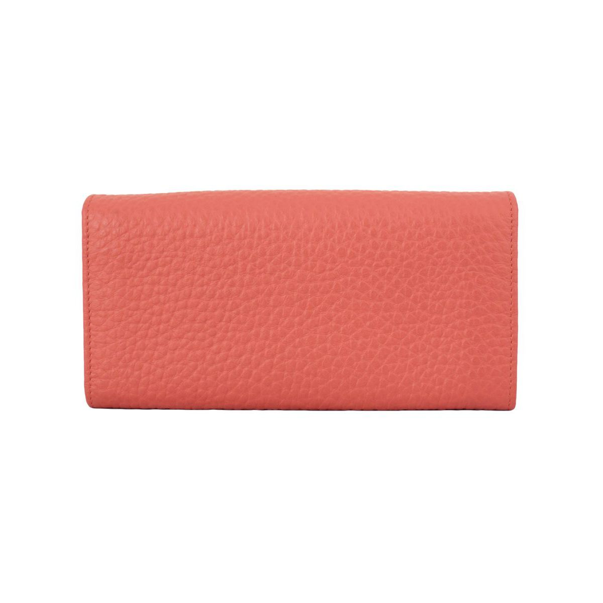 Soft leather wallet Coral Orciani