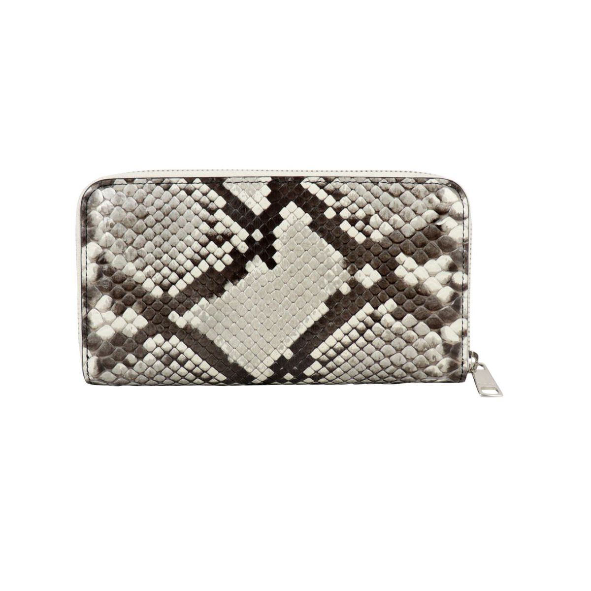 Diamond python wallet Rock Orciani