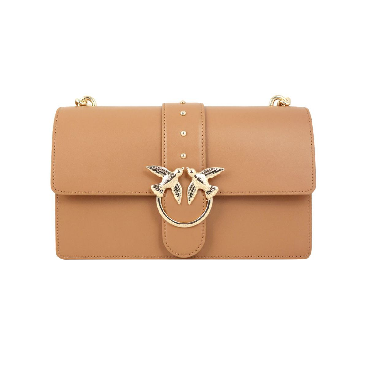 Love Classic Simply leather bag Leather Pinko