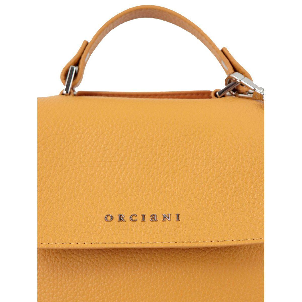 Sveva mini Micron leather Mango Orciani