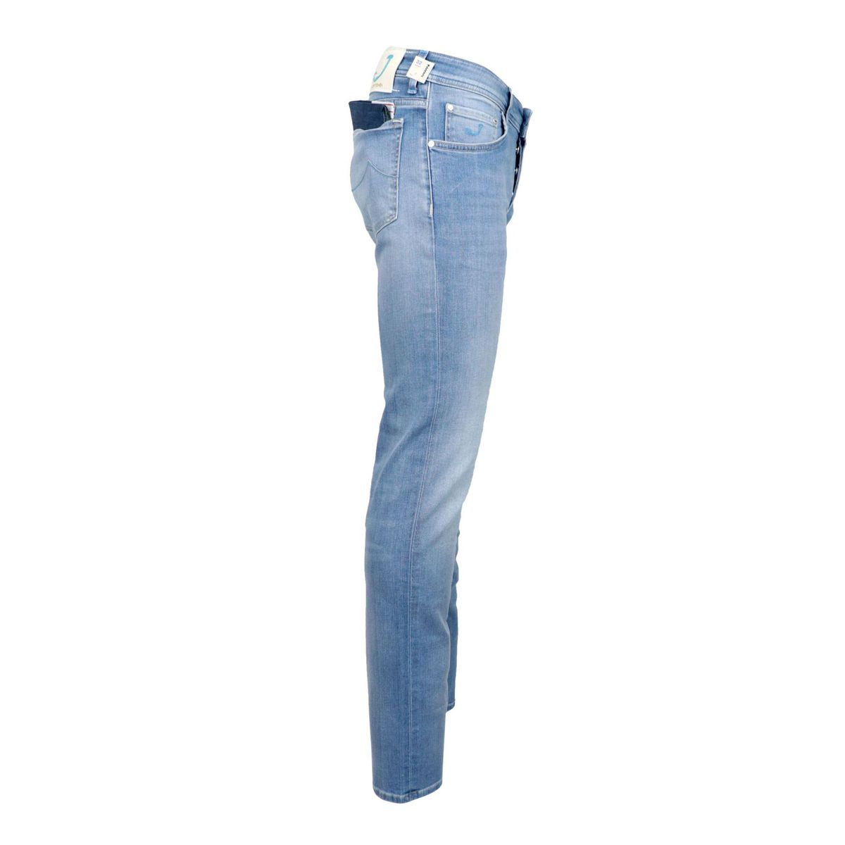 5-pocket slim jeans in light stretch denim Light denim Jacob Cohen