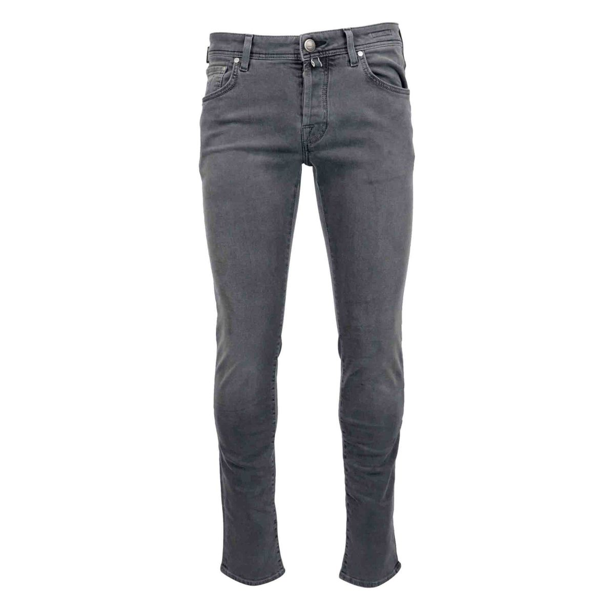 5 pocket jeans in gray denim Grey Jacob Cohen