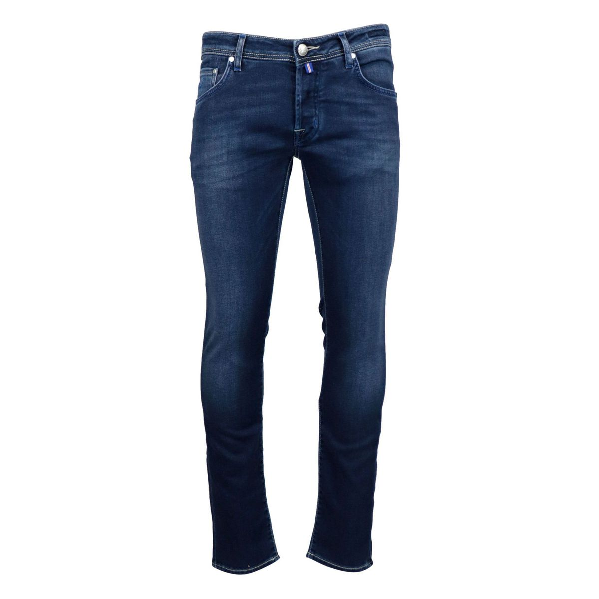 5-pocket jeans in dark stretch denim Dark denim Jacob Cohen