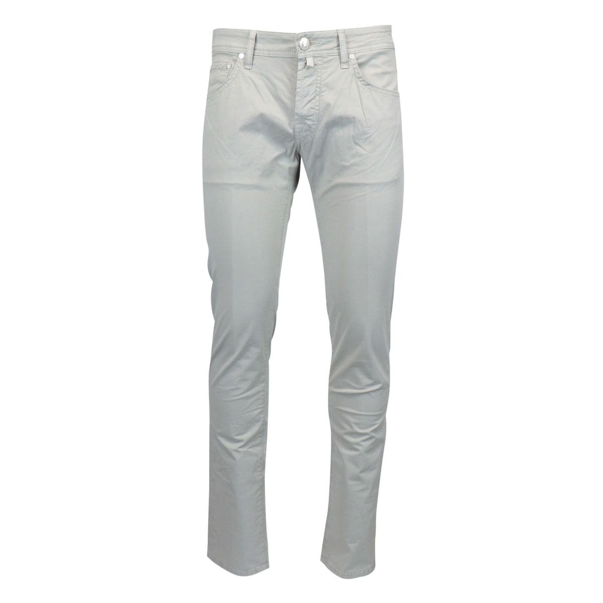 Slim trousers with 5 pockets in stretch cotton Ash Jacob Cohen