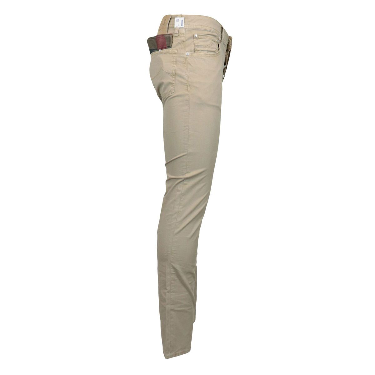 Slim trousers with 5 pockets in stretch cotton Rope Jacob Cohen