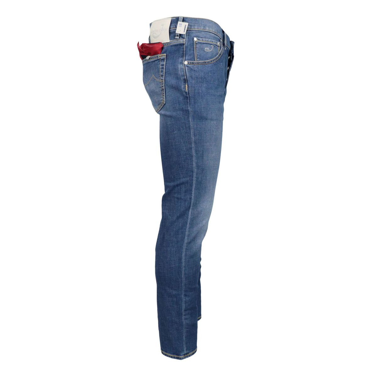 5-pocket jeans in medium stretch denim Denim Jacob Cohen