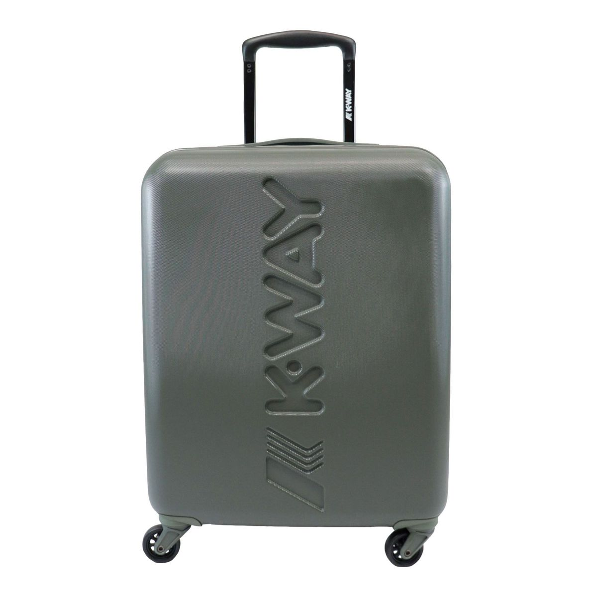 K-AIR rigid cabin trolley Army K-Way