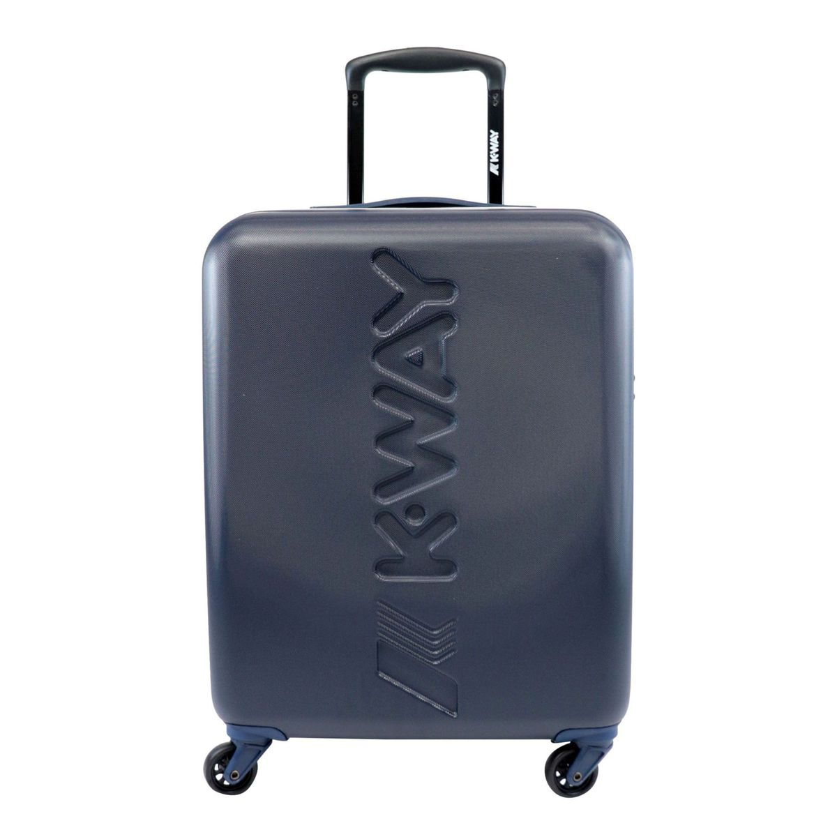 K-AIR rigid cabin trolley Navy K-Way