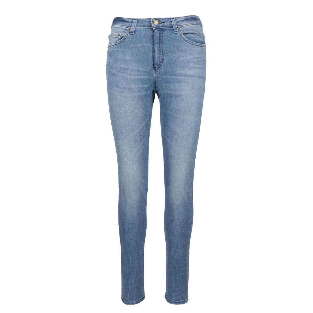 Selma Skinny jeans in stretch denim Medium denim Michael Kors