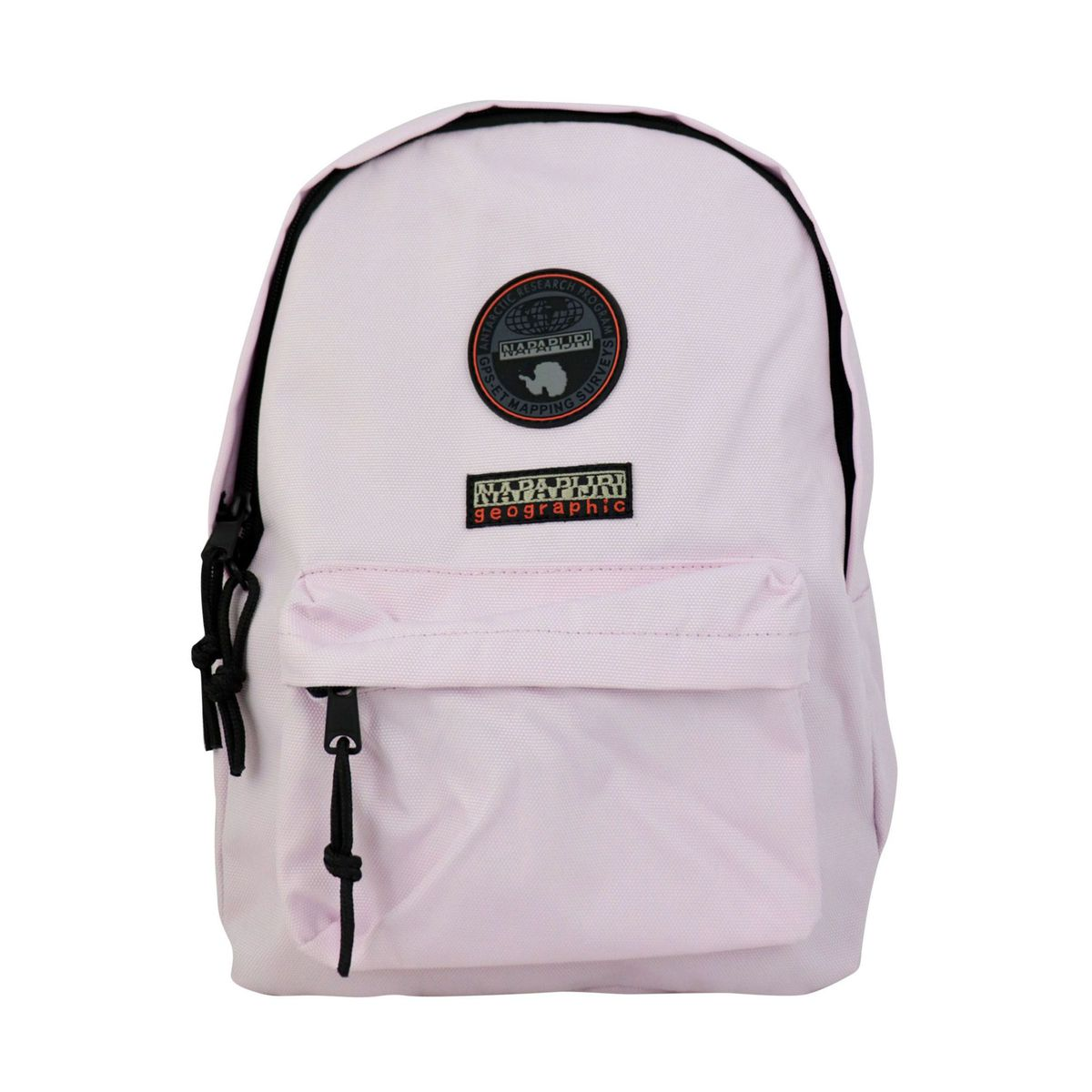 Voyage mini nylon backpack with logo Light pink NAPAPIJRI
