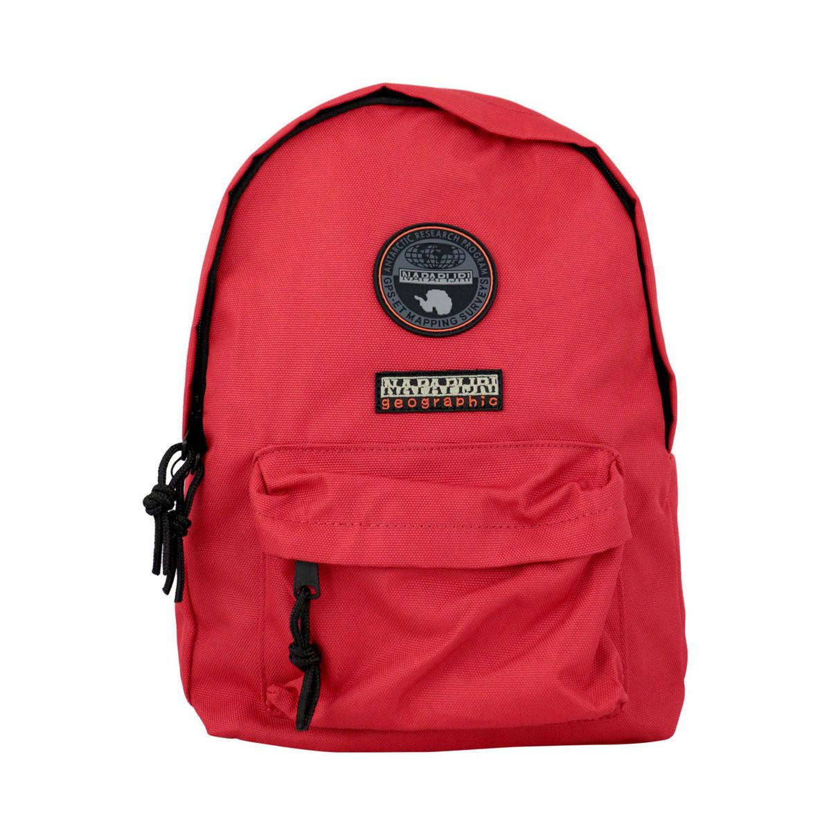 Voyage mini nylon backpack with logo Red NAPAPIJRI
