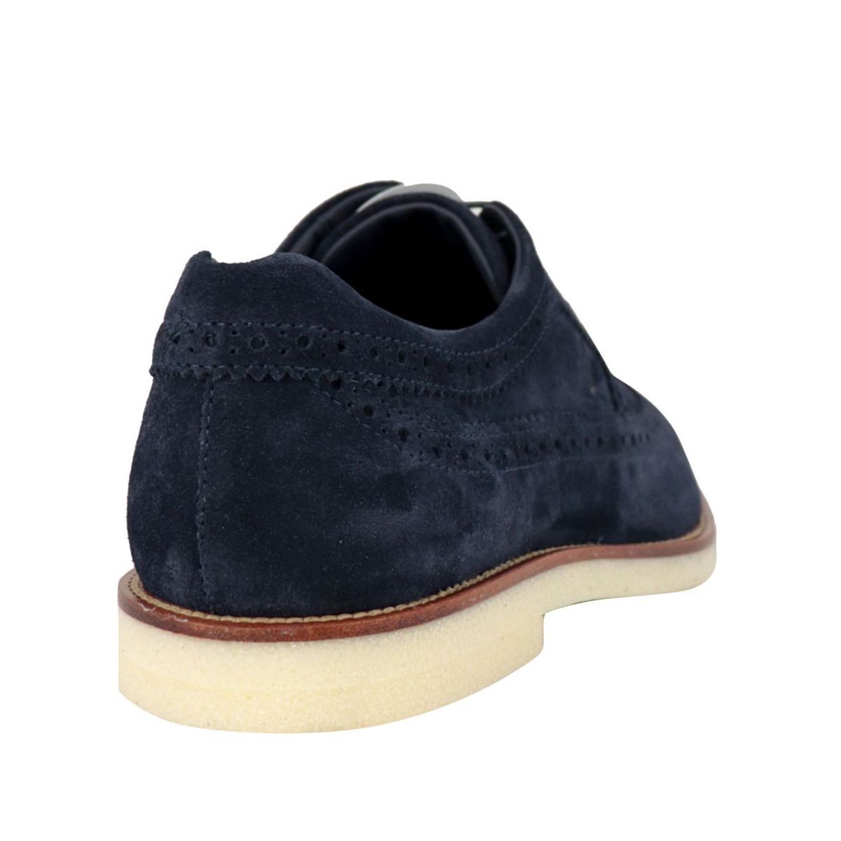 Lace-up shoe bottom 456 Business Casual Navy Hogan
