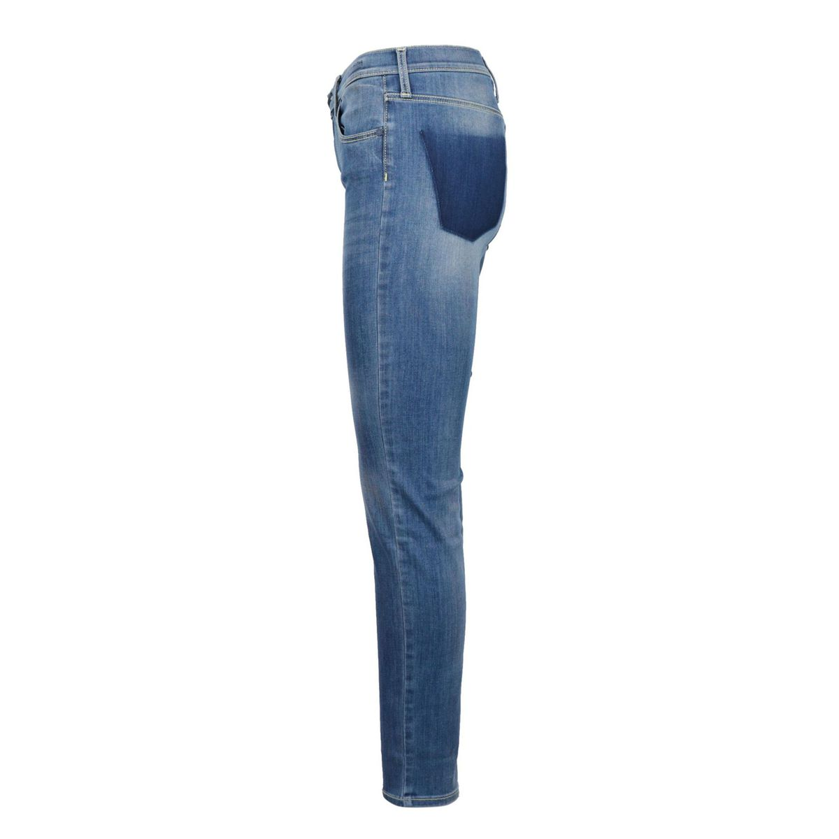 Medium denim Kimberly Slim jeans Blue / denim Jacob Cohen
