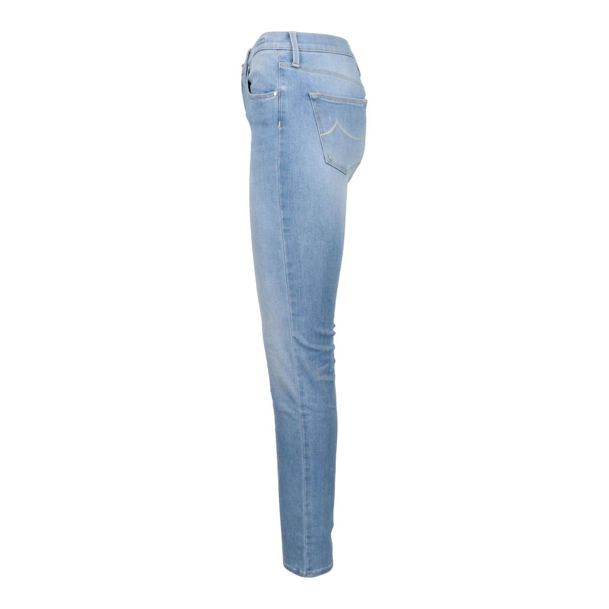 5 pocket Kimberly Slim jeans in stretch denim Light denim Jacob Cohen