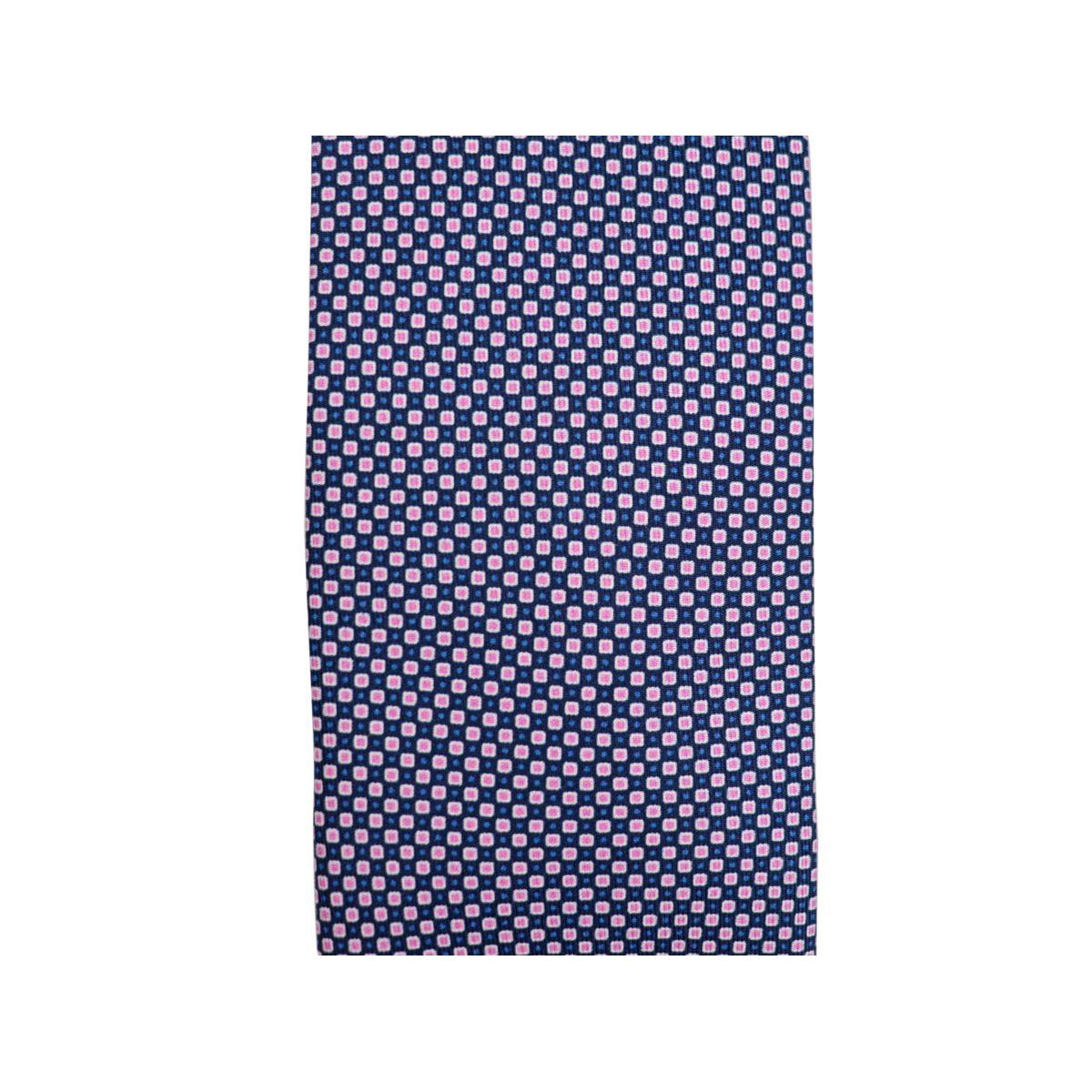 Patterned silk tie CM 7 Lilac Church's