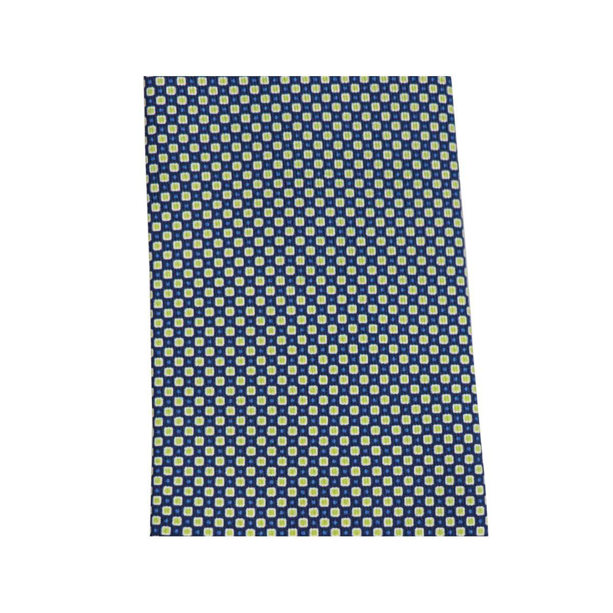Patterned silk tie CM 7 Meadow Church's