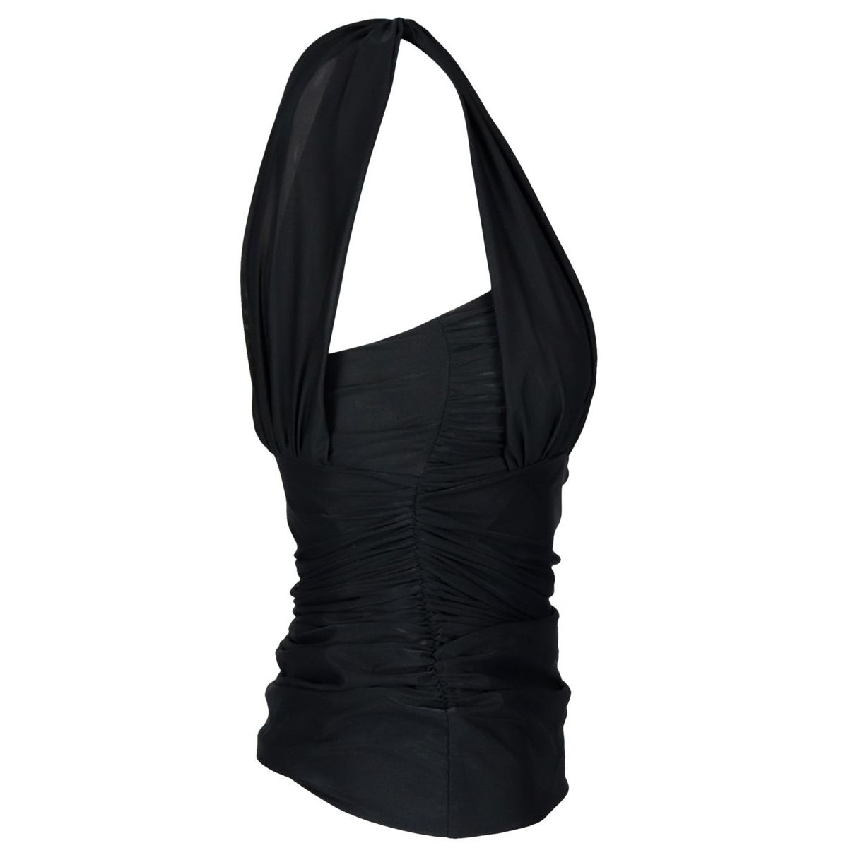 Stretch Lalabel top Black Pinko