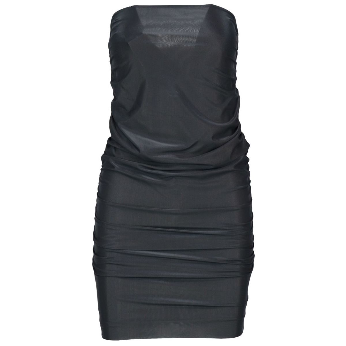Megaloman stretch dress Black Pinko