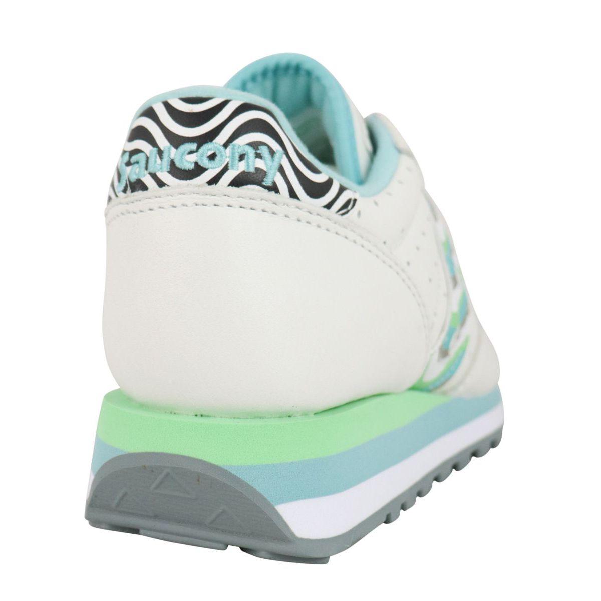 Jazz Triple W sneakers White / mint Saucony