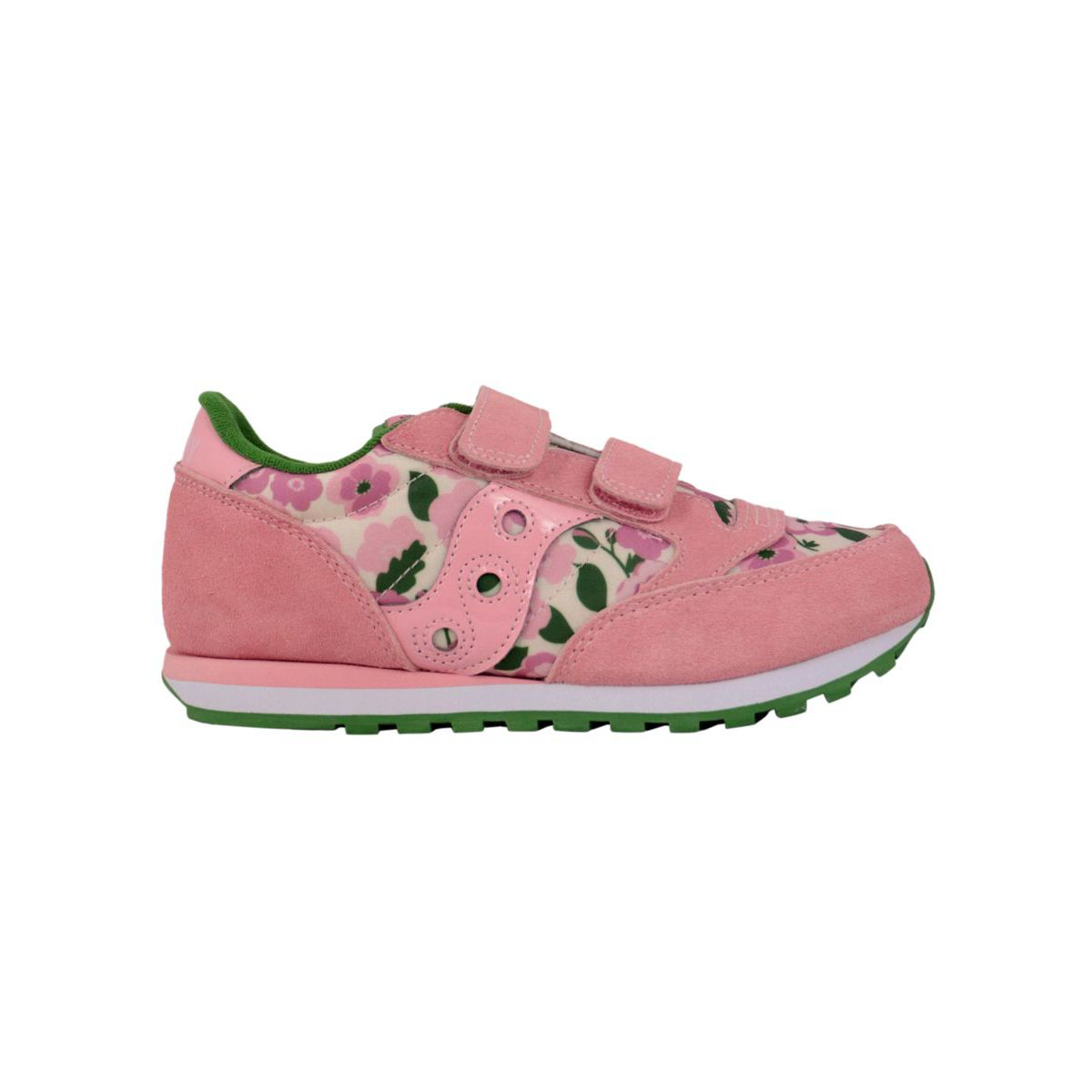 Jazz double hl sneakers Pink floral Saucony