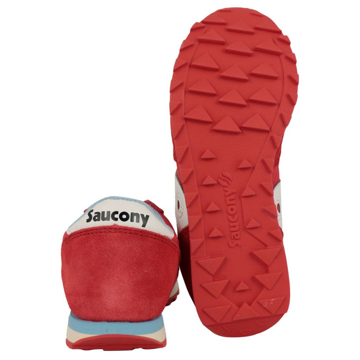 Laced Jazz Originals Kids sneakers Red Saucony