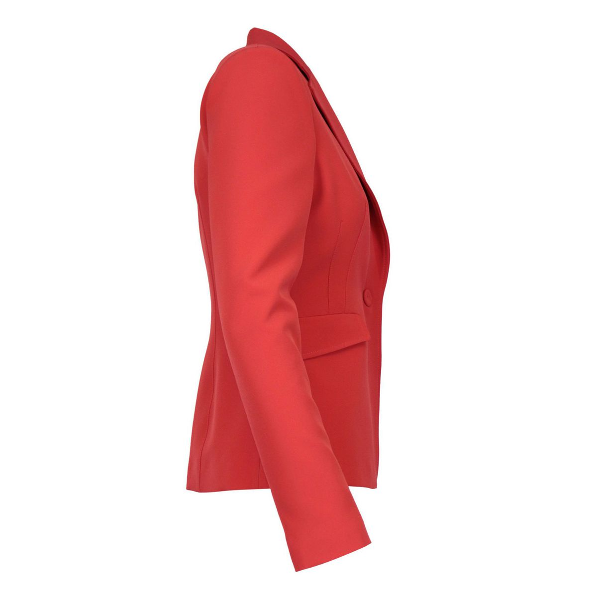 Baldo jacket in stretch fabric Coral Nenette