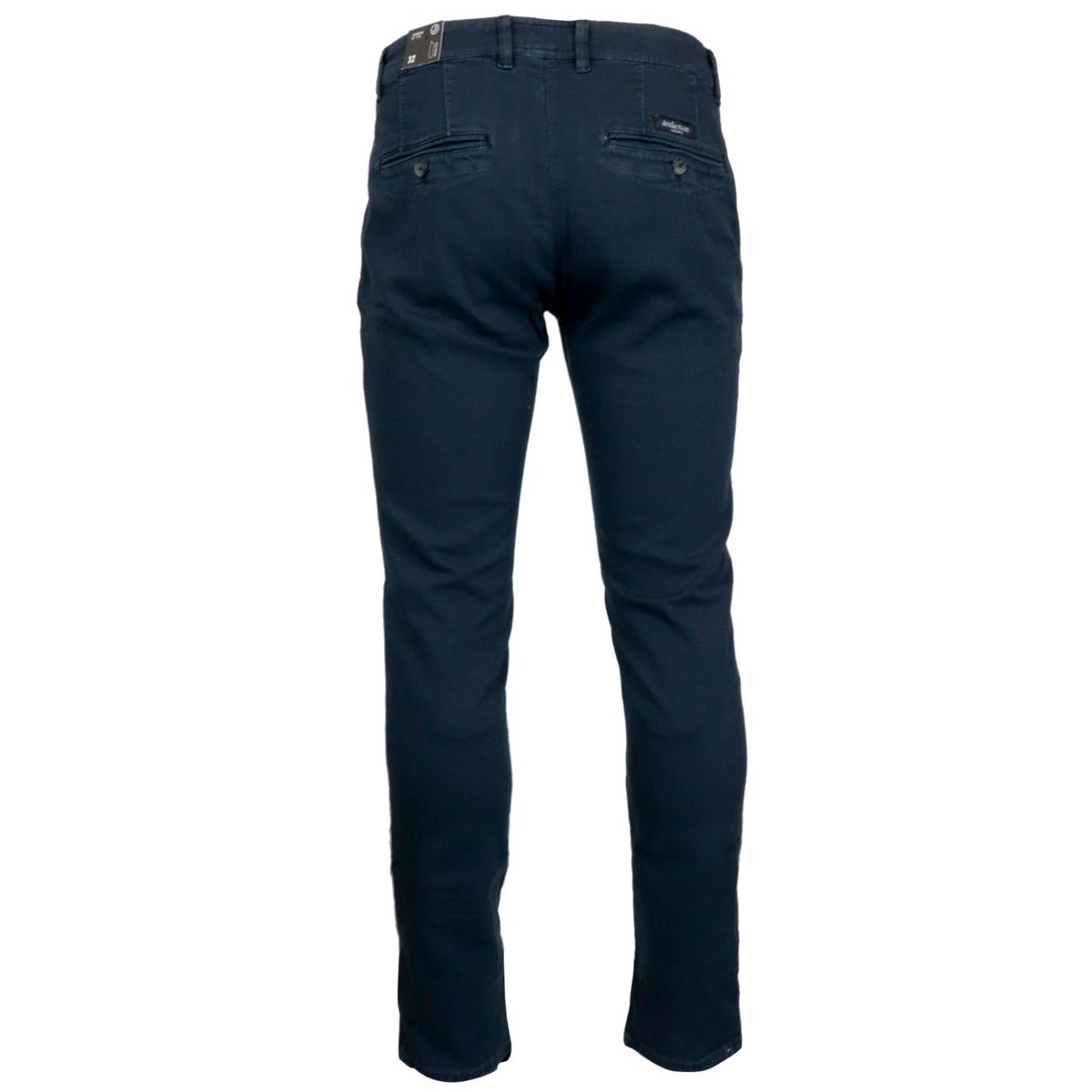 Armored cotton trousers with america pocket Night blue Jeckerson