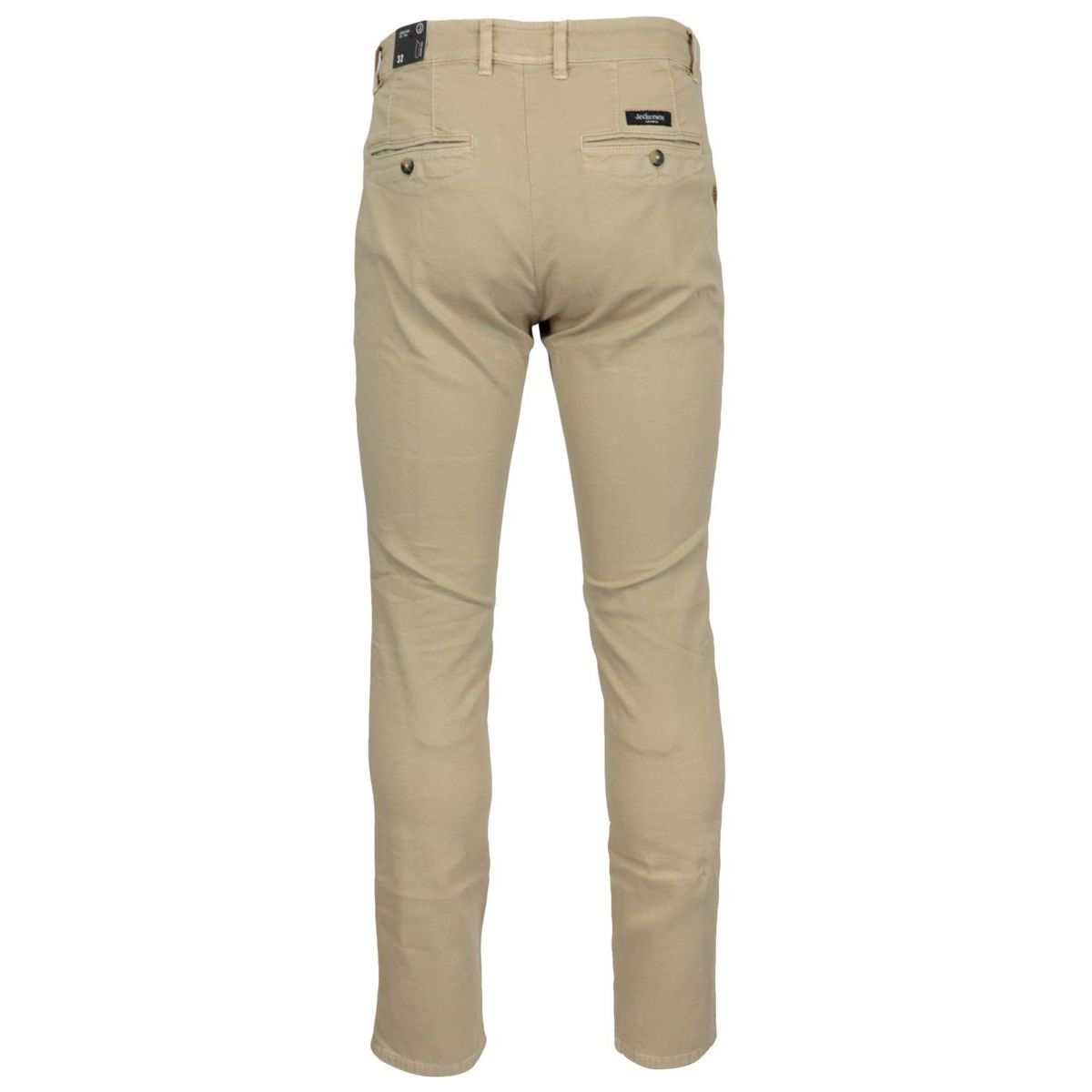 Armored cotton trousers with america pocket Kaki Jeckerson