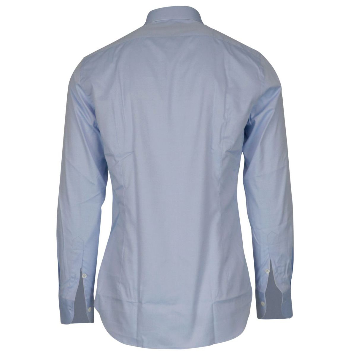 Regular-fit cotton shirt with French collar Heavenly Guglielminotti