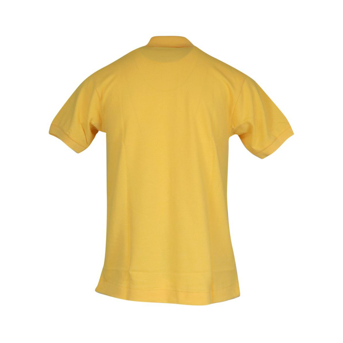 Classic fit 2 button cotton polo Yellow Lacoste