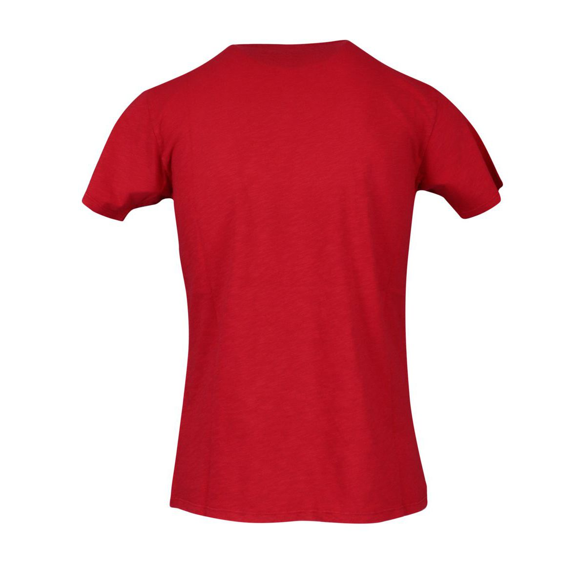 Vespa Tropez 41 cotton t-shirt Red MC2 Saint Barth