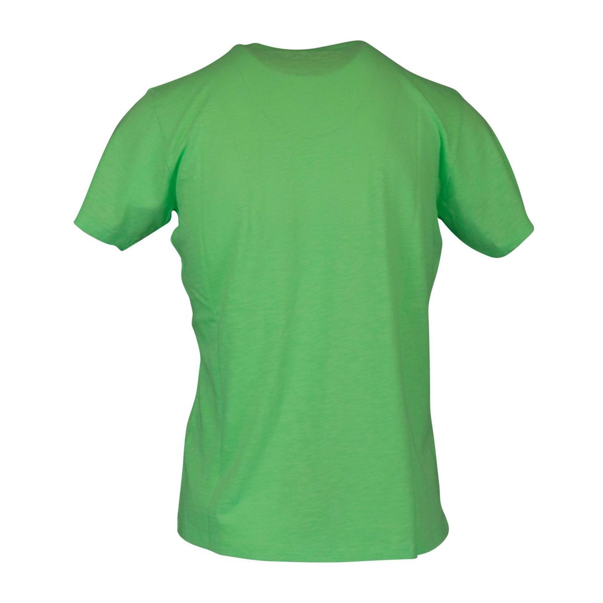 President T-shirt with pocket Verde MC2 Saint Barth