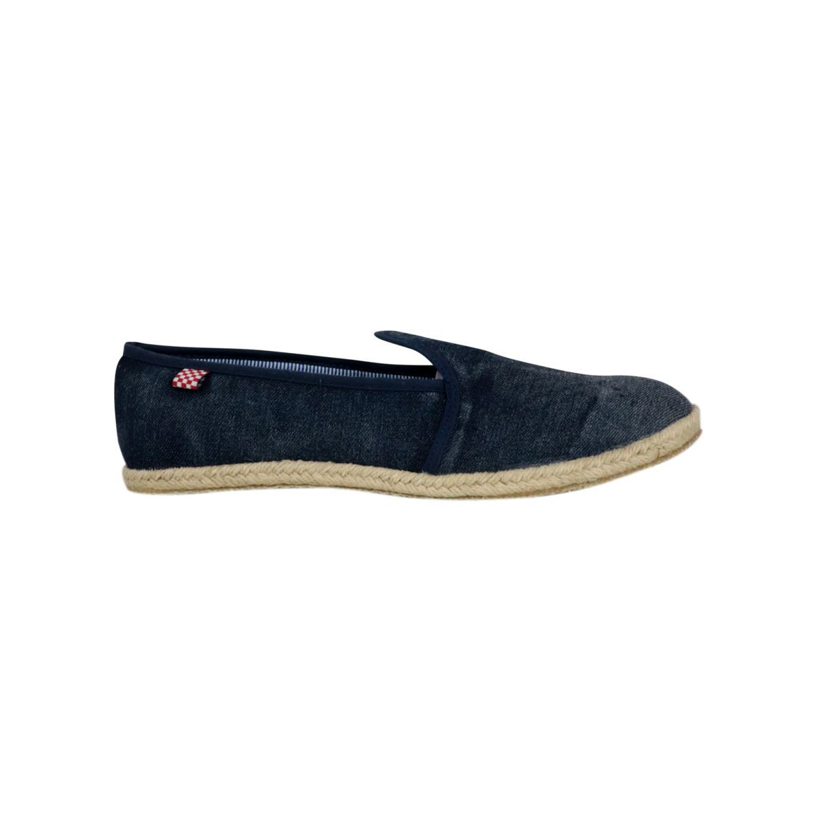 Cruise espadrilles in canvas Denim MC2 Saint Barth