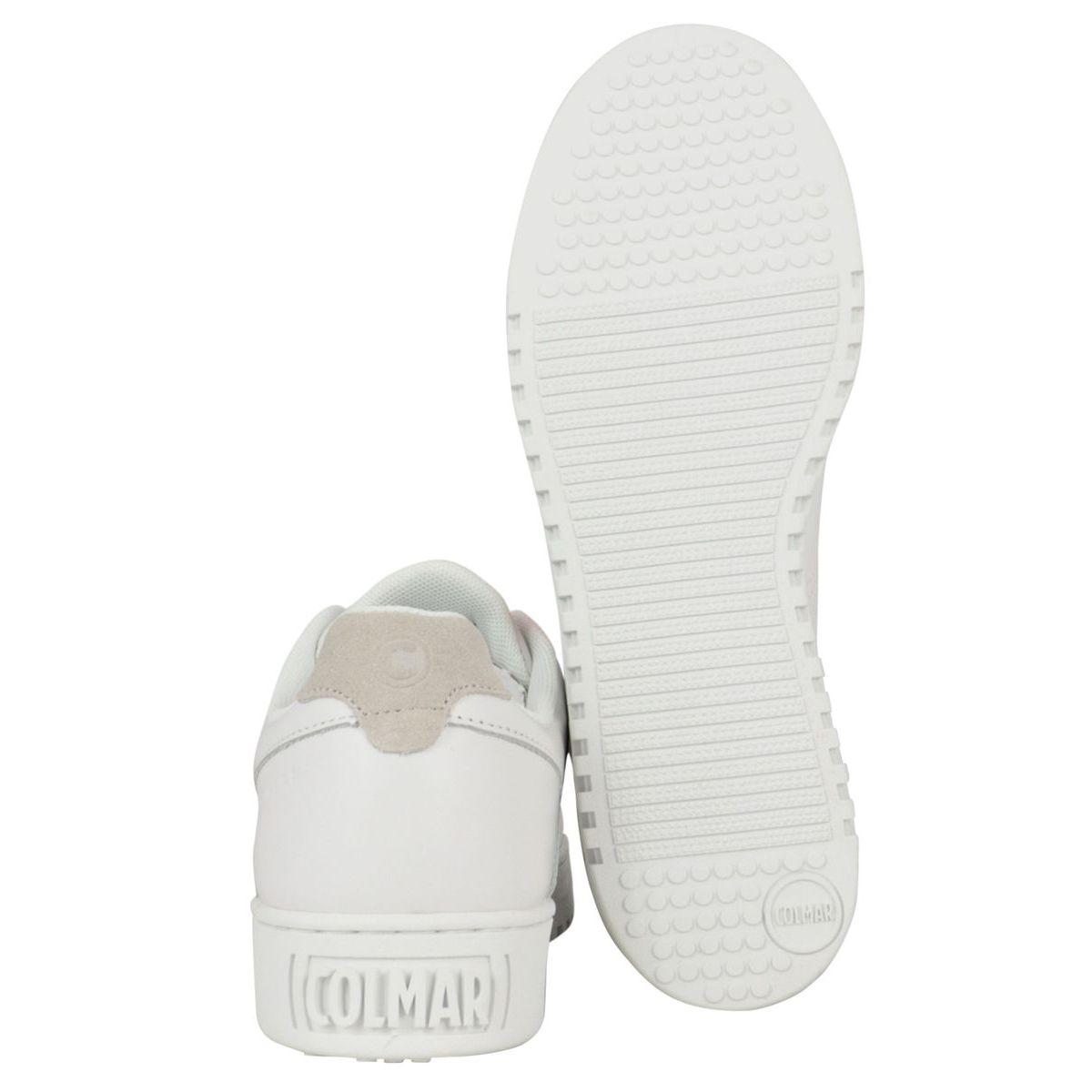 Bradbury Logo maxi logo sneakers White Colmar Shoes