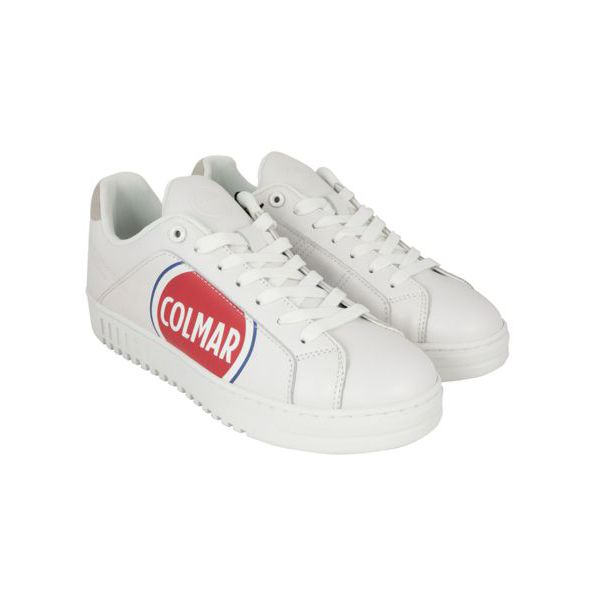 Bradbury Logo maxi logo sneakers White Colmar Shoes