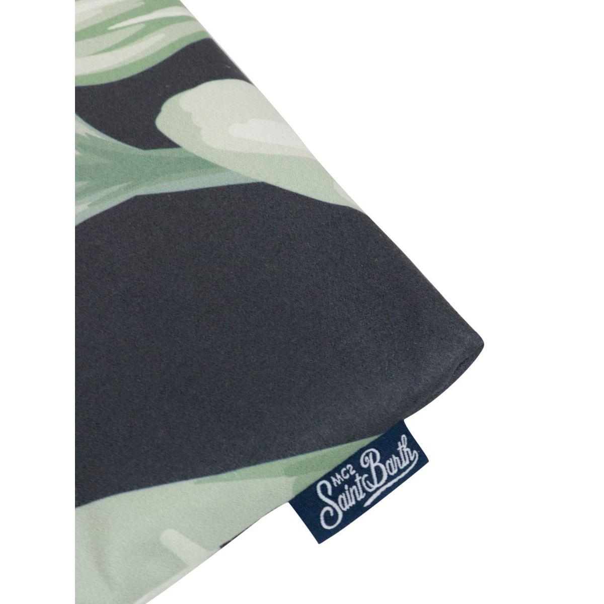 Microfiber Aidan beach towel Blue fantasy MC2 Saint Barth
