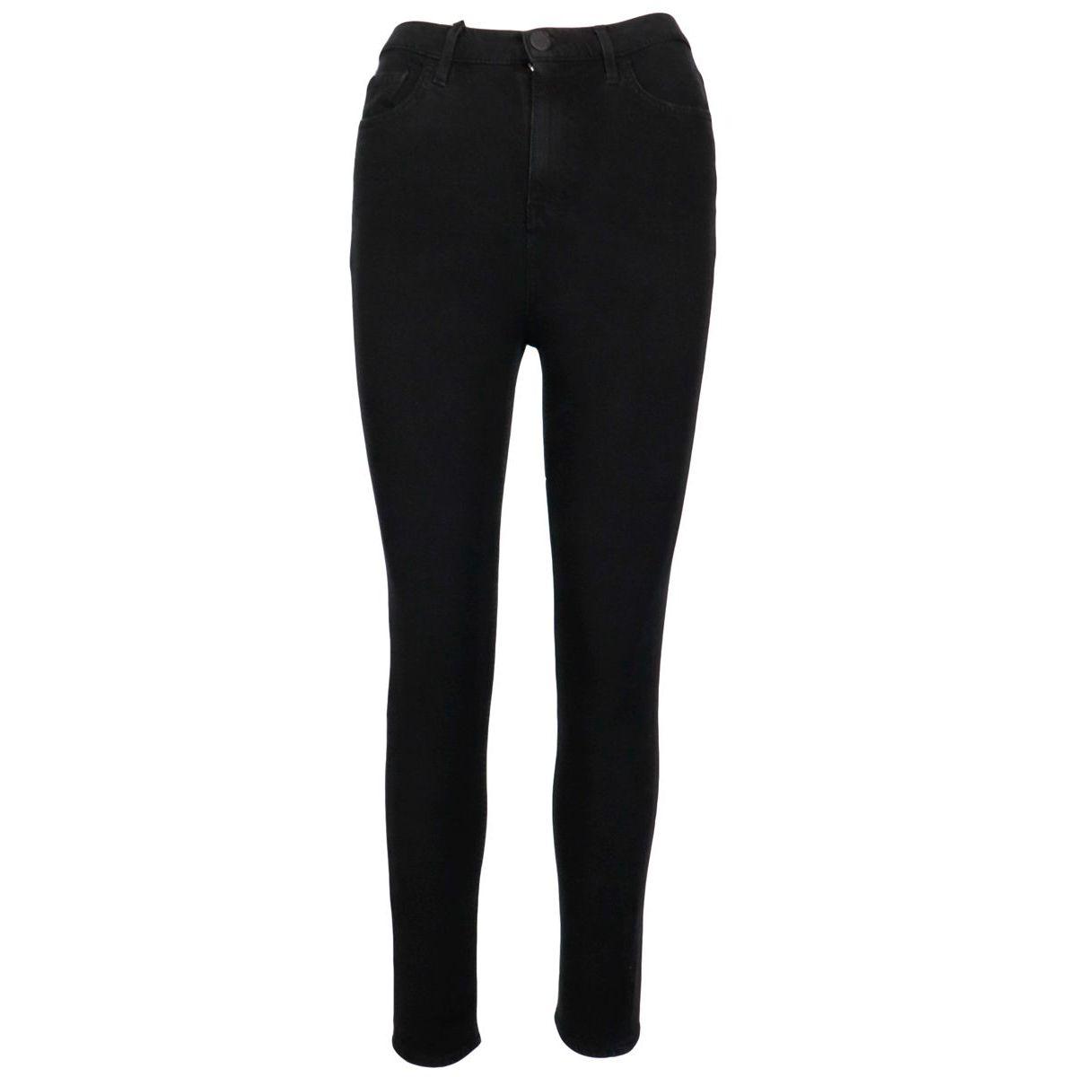 Susan skinny jeans in black denim Black denim Pinko