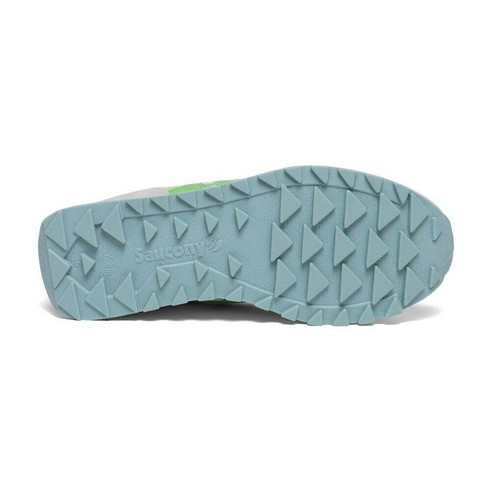 Jazz Original bi-material sneakers Grey green Saucony