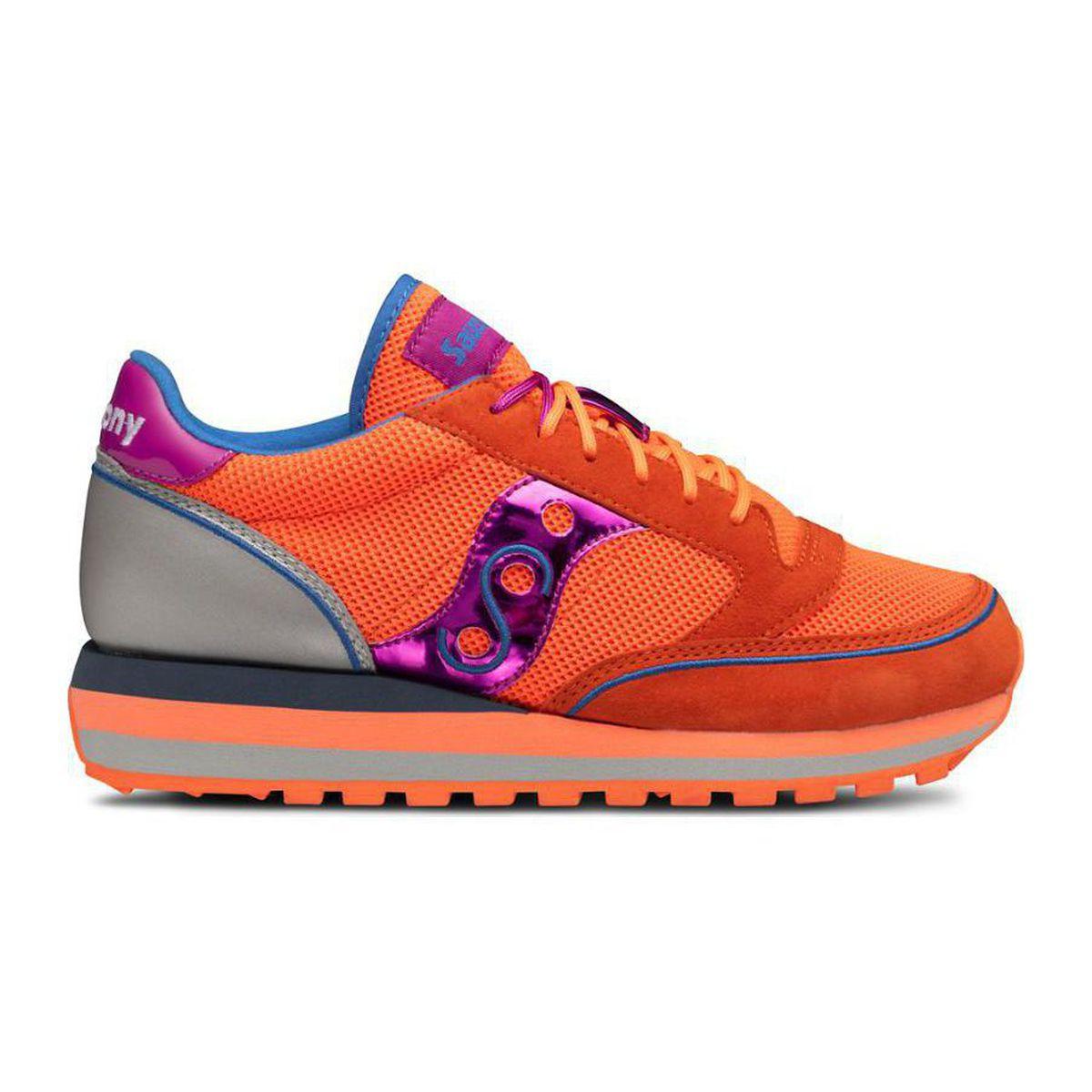 Bi-material Jazz Triple sneakers Orange Saucony