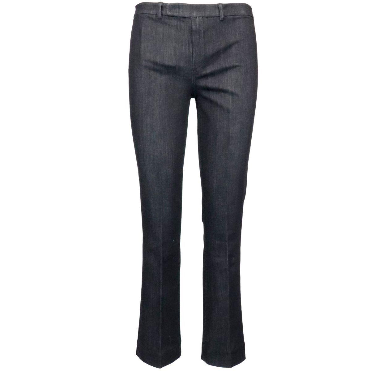 Flared Denimp jeans Anthracite S MAX MARA