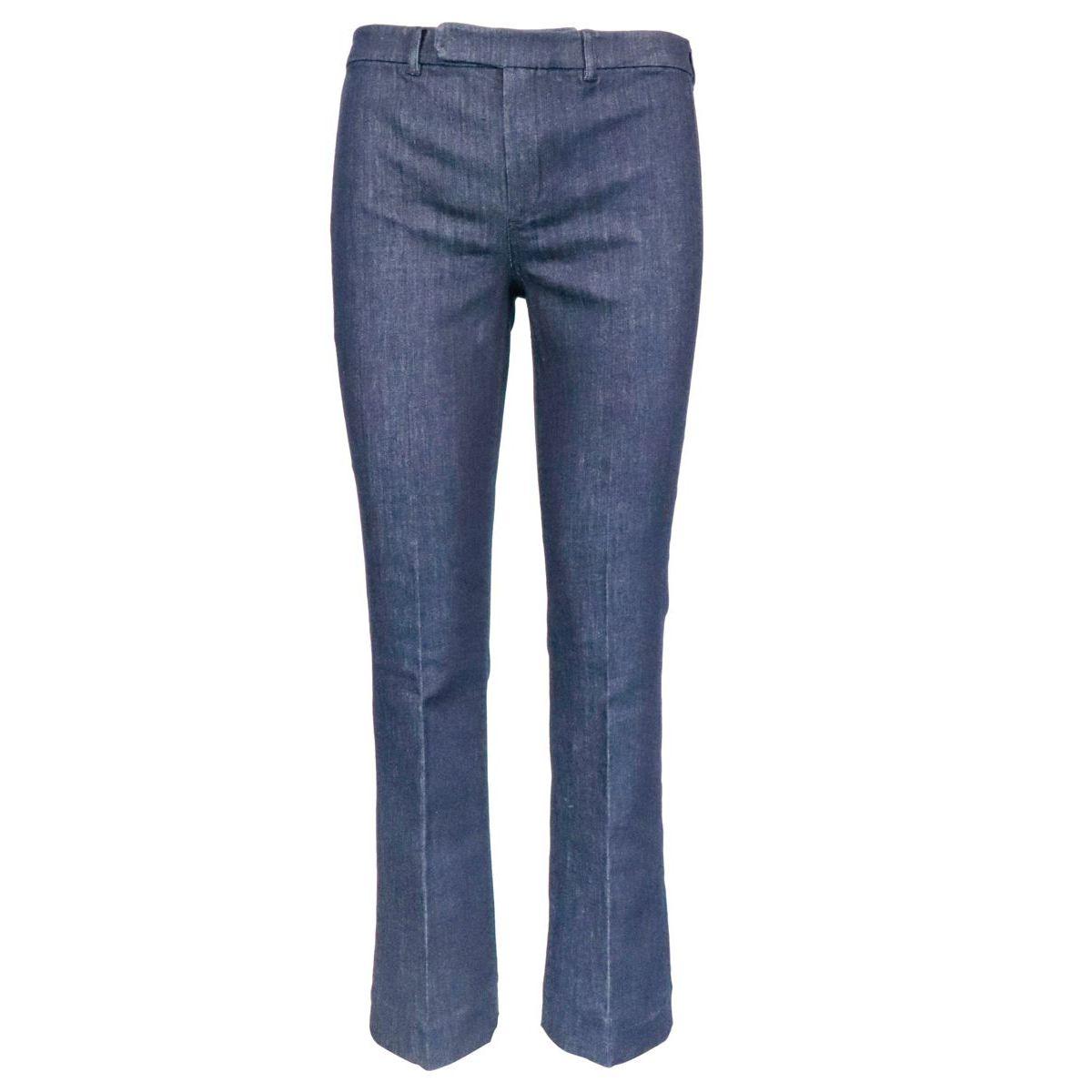 Flared Denimp jeans Dark denim S MAX MARA