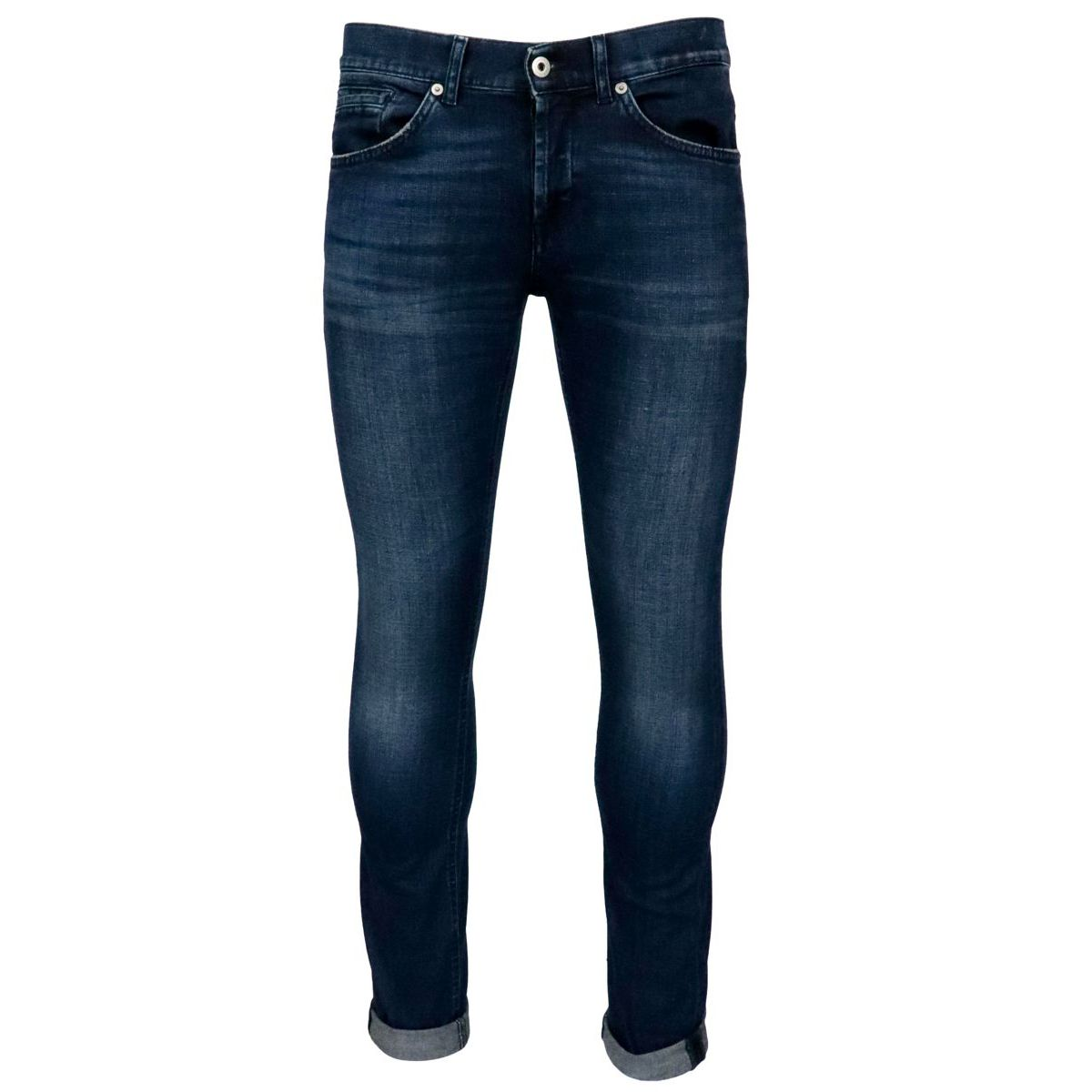 George skinny jeans in dark denim Dark denim Dondup