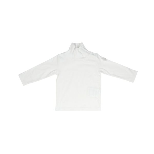 1. Moncler cotton turtleneck sweater Cream Moncler