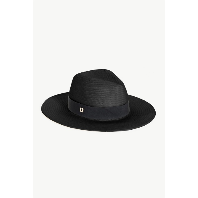 CAPPELLO PANAMA Nero Twin-Set