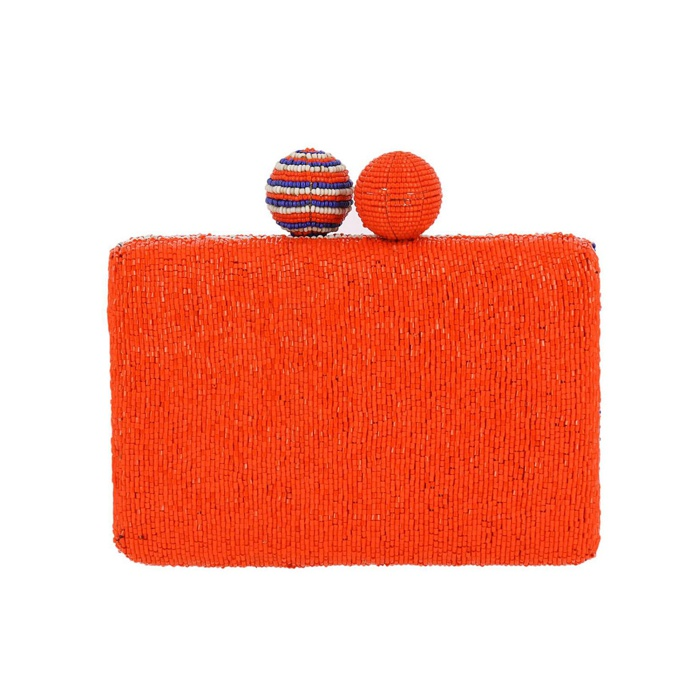 CLUTCH CUTS & BEADS Ruggine Maliparmi