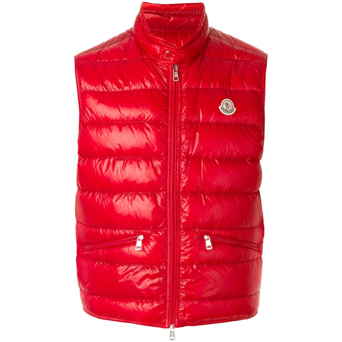 GUI Rosso Moncler