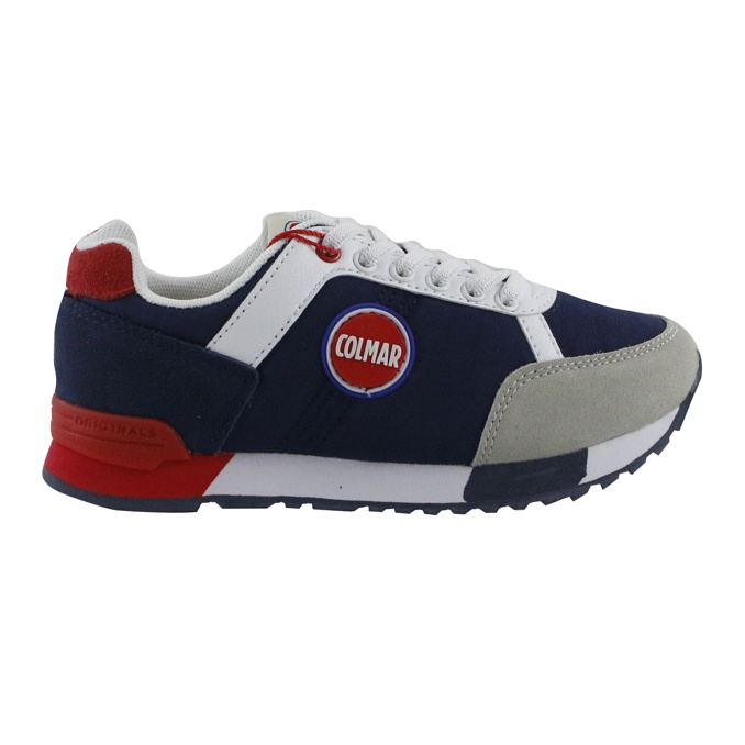 TRAVIS ORIGINALS Navy COLMAR SHOES