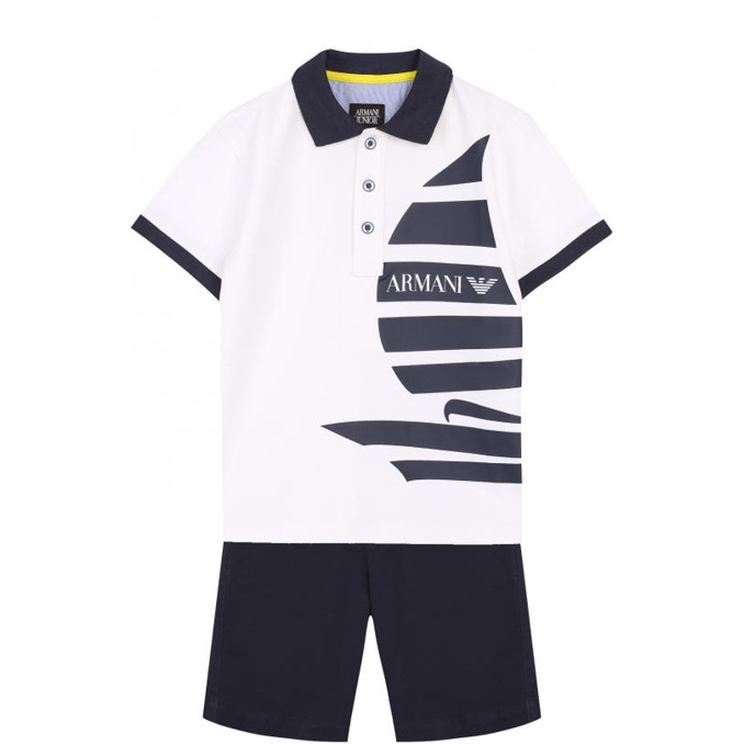 amazing selection authentic fast delivery COMPLETO POLO+BERMUDA