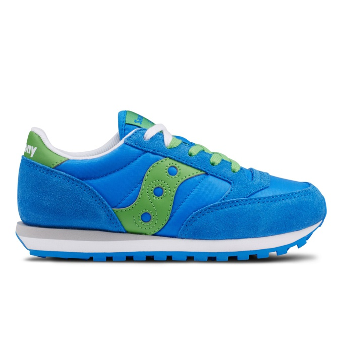JAZZ ORIGINAL KID Turchese Saucony