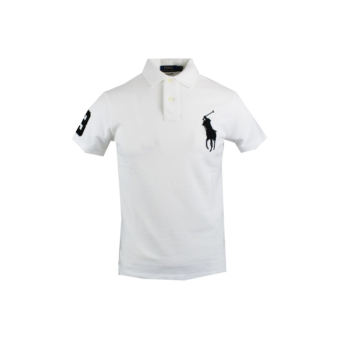 POLO BIG PONY SLIM Bianco Polo Ralph Lauren